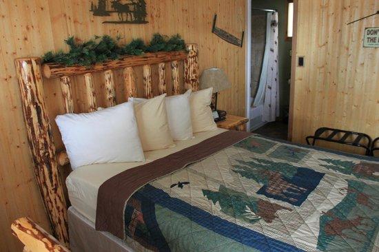 Kamer Evergreen Motel