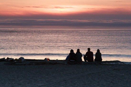 بروري جولتش إن: Sunset nr Pt Cabrillo