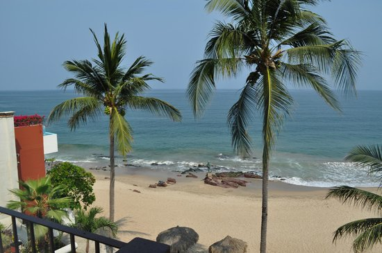 Vallarta Shores: Morning view from Penthouse A