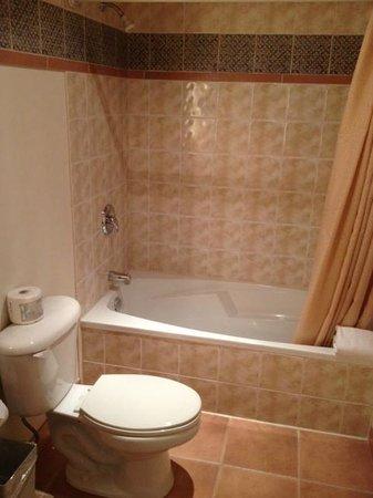 Hotel Royal William: salle de bain