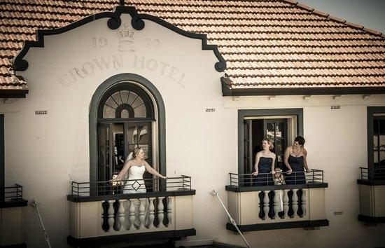 The Crown Hotel Napier: Heritage suite