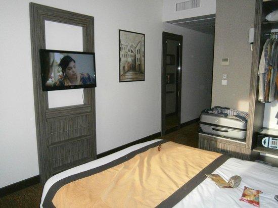 Hôtel Mercure Perigueux Centre Historique: Bedroom