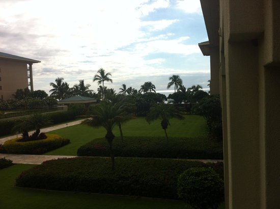 Four Seasons Resort Maui at Wailea: 4th Floor Room