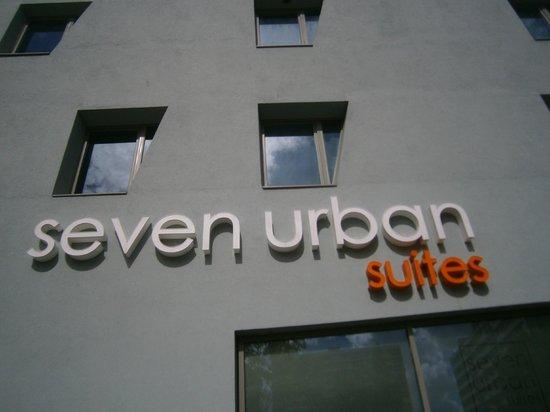 Seven Urban Suites Nantes Centre : Outside