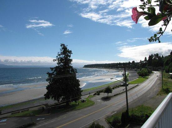 Casa Grande Inn : View from our deck.