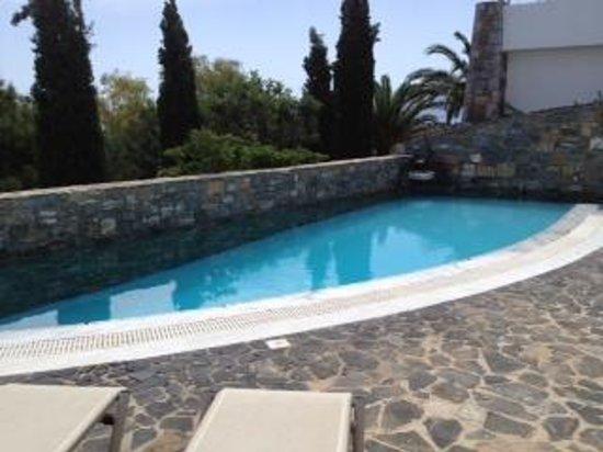 Elounda Gulf Villas & Suites: Villa pool