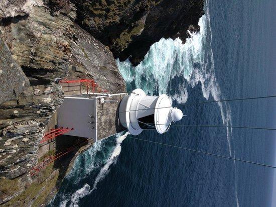 Sheep's Head Peninsula: lighthouse
