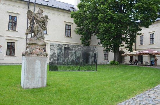 Olomouc Archdiocese Museum: Museum entrance