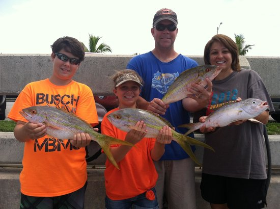 Pepe's Charters : kids fought the big ones & even provided some keeps for dinner. it was the best day ever!