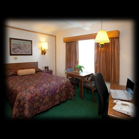 O'Haire Motor Inn: Single Queen Room