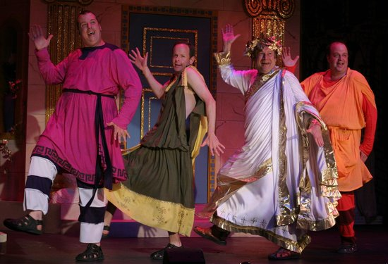 Creede Repertory Theatre: A Funny Thing Happened on the Way to the Forum (2013)