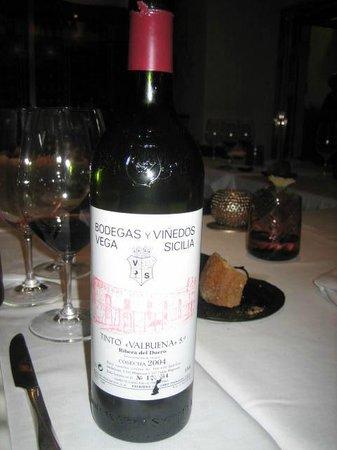 Skina: The delicious wine we drank