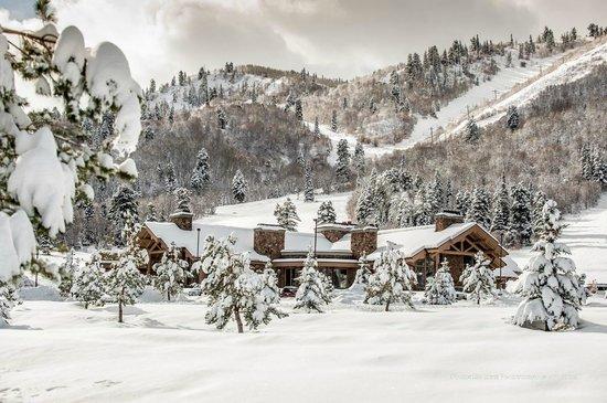 Snowbasin Resort : Earl's Lodge