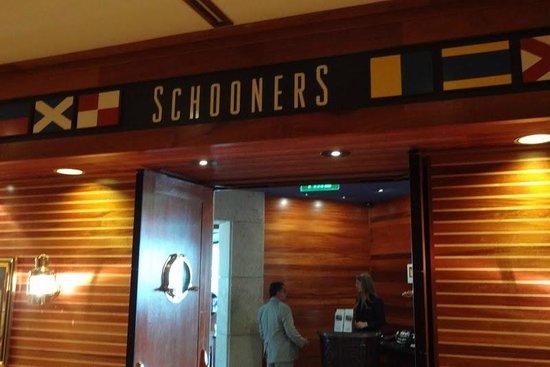 Sunrise Over Monterey Bay Picture Of Schooners Coastal Kitchen Bar Monterey Tripadvisor