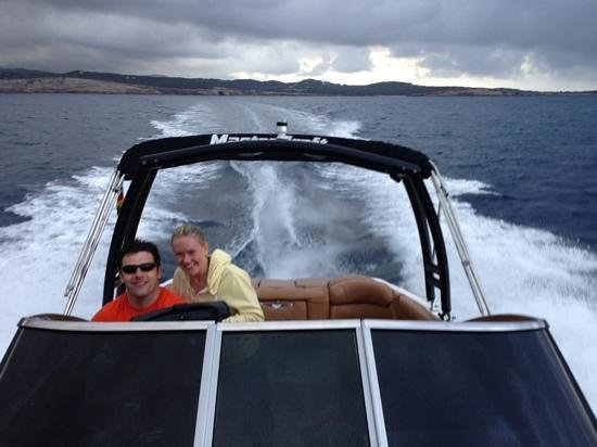Mamboats Charters Ibiza: great day