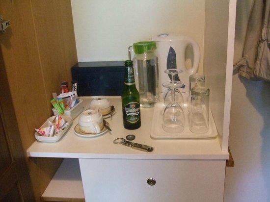 Eendracht Hotel: 食器類