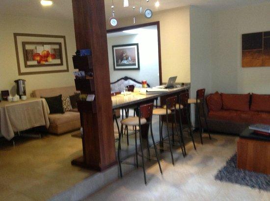 Hostal Casa Lloret: Common area