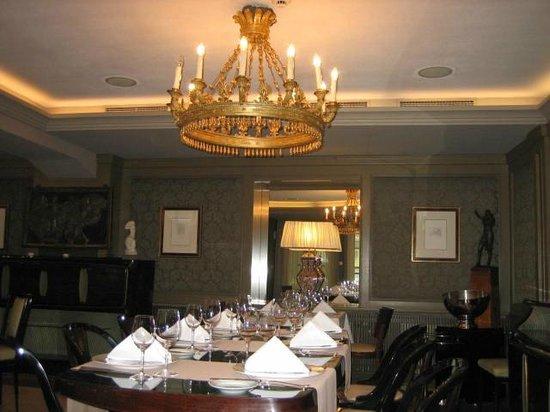Coda Restaurant : Dining Room