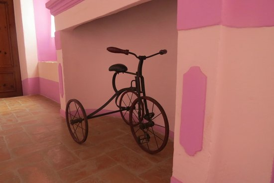 Fortezza de'Cortesi : Hallway