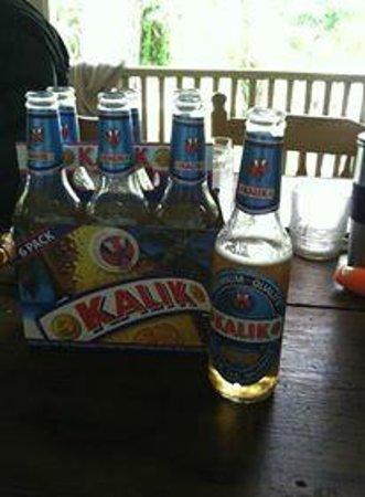 The Hot Spot Restaurant and Karaoke Bar: kalik so good