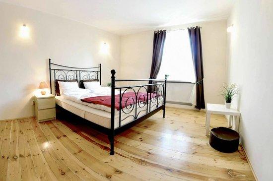 Midtown Hostel: double comfort room