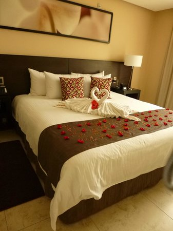 Studio Hotel : Honeymoon Suite