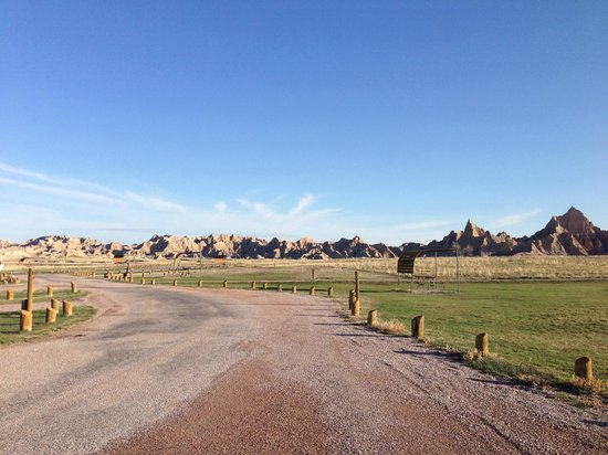 Sage Creek Campground: Campsites