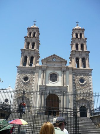 Ciudad Juarez, Mexiko: Cathedral of Our Lady of Guadalupe