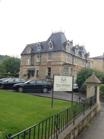 The Roseate Villa Bath: outside