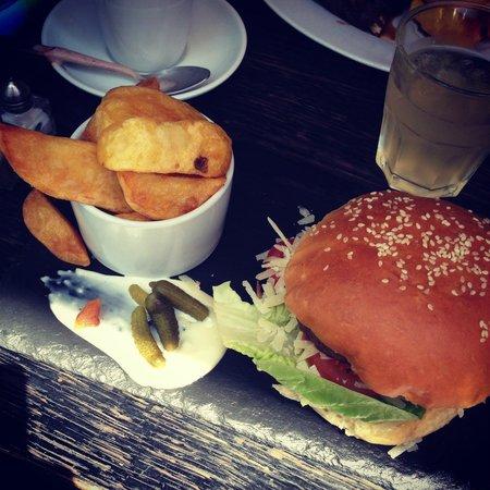 Same-Same but Different: burger