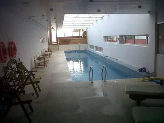 Wam Hotel Patagonico: pileta/jacuzzi/sauna