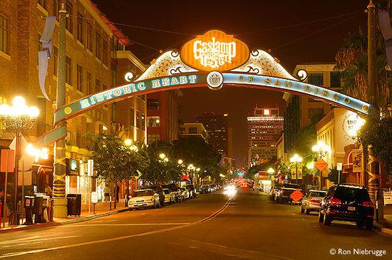 Howard Johnson Inn San Diego State University Area: GasLamp Downtown
