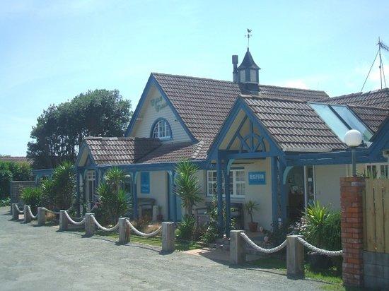 Byron's Resort : Reception