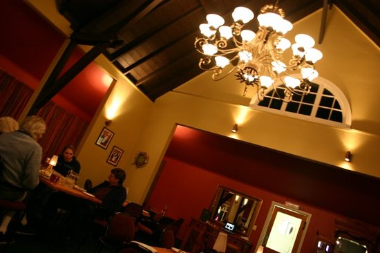 Byron's Resort: Byron's Restaurant