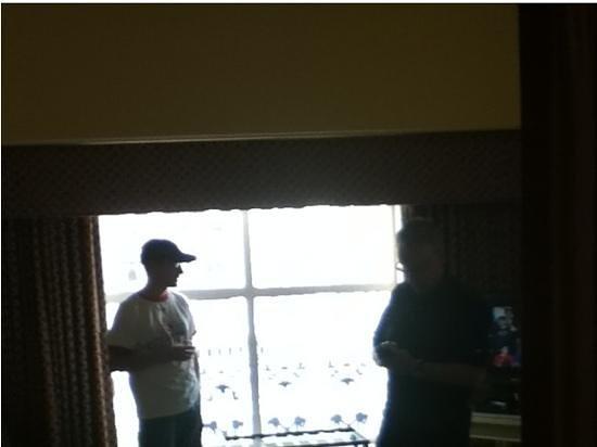 Hotel Commonwealth: big windows!