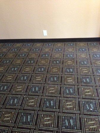 Howard Johnson Inn San Diego State University Area: New Stylish Carpet