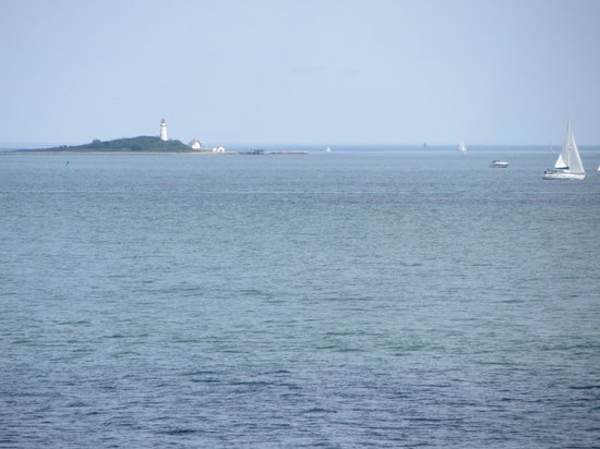 Deer Island HarborWalk: Harbor island
