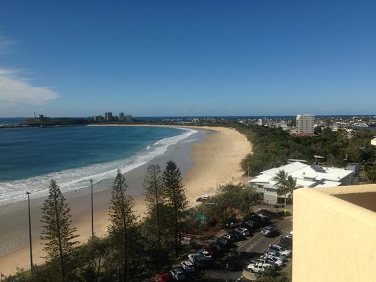 Peninsular Beachfront Resort: Main Beach Mooloolaba