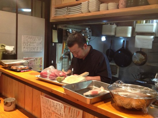 Sosaku Dining Jin: Masa Kanehara