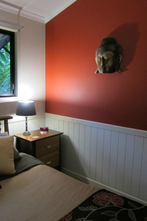 Boutique Bungalows: Our Bali style room