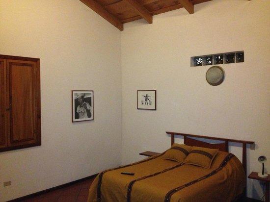 Chez Daniel: My room