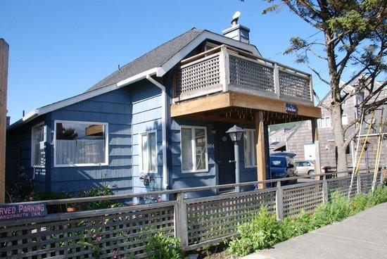 ذا وايفز / ذي أرجوناوتا إن / ذا وايت هيرون لودج: Townhouse in Cannon Beach