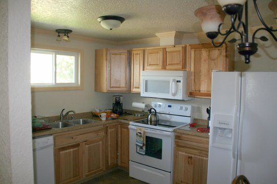 Yellowstone Gateway Inn: Full Kitche