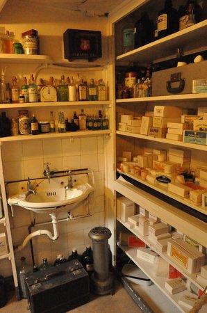 World of James Herriot: Parmacy Room