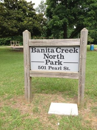 ‪Banita Creek Park‬