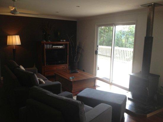 Hillside Kangaroo Valley: Lounge room