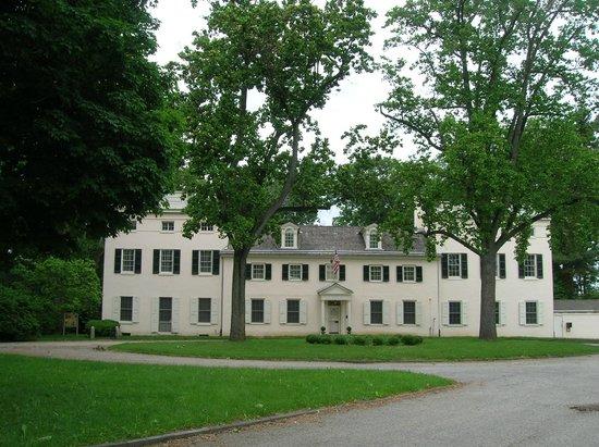 Fairmount Park: Strawberry Mansion
