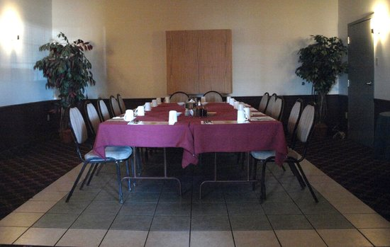 Garden Breeze Restaurant : Private Meeting Space