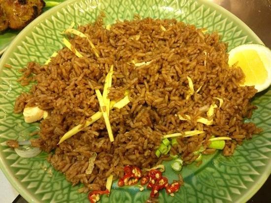 Soi: bagoong rice - yummy!