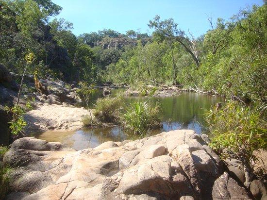 Kakadu Tourism: Walk to Maguk